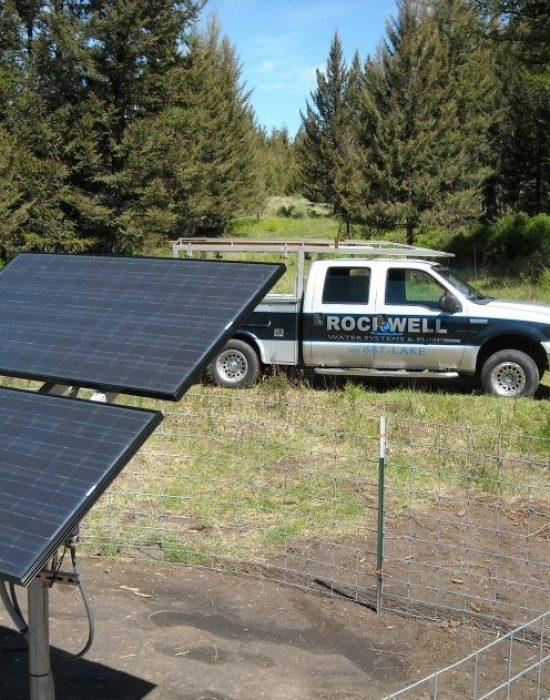 rockwell truck